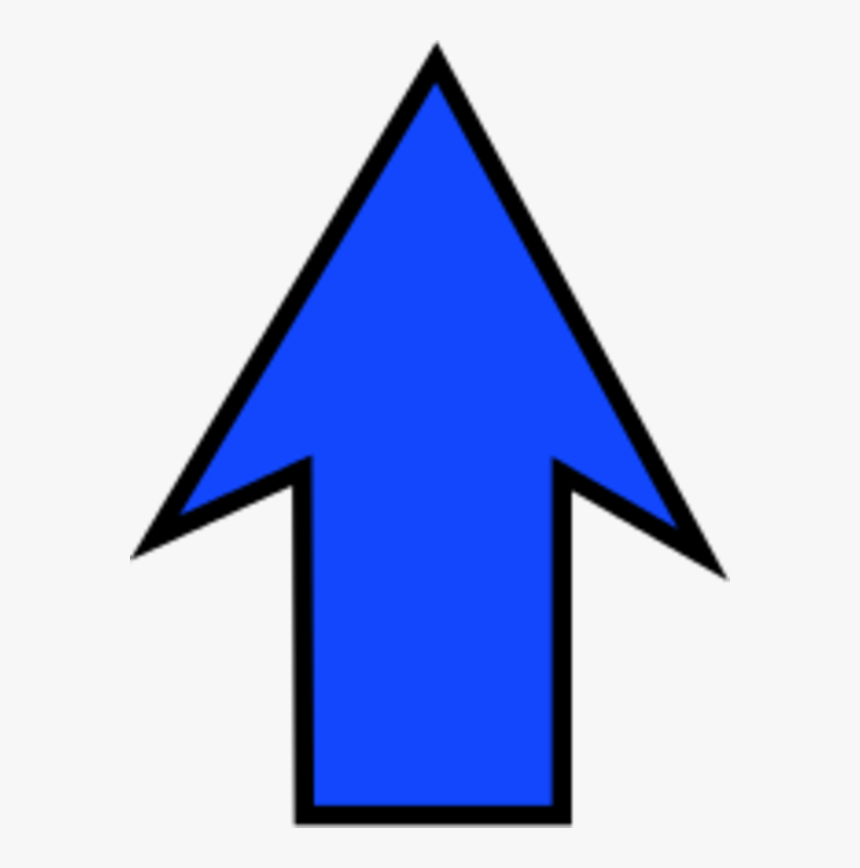 Free Clipart Arrow Pointing Up - Arrow Pointing Up Clipart, HD Png Download, Free Download