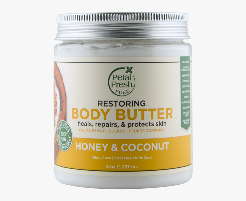 Shea Butter Oil Png - Petal Fresh Body Butter, Transparent Png, Free Download