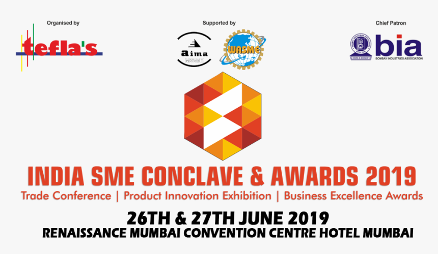 India Sme Conclave - India Sme Conclave & Awards, HD Png Download, Free Download