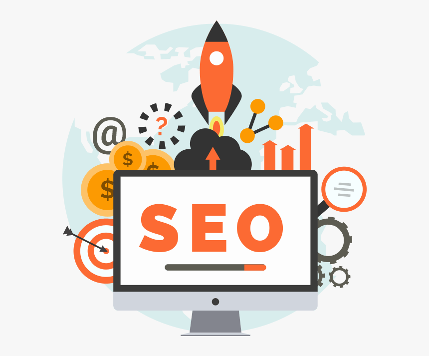 Search Engine Optimization - Search Engine Optimization Seo Images Png, Transparent Png, Free Download