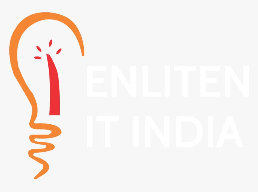 Enliten It India Logo - Graphic Design, HD Png Download, Free Download