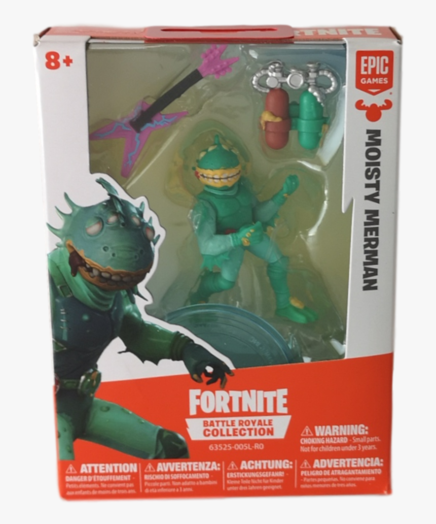 Fortnite Battle Royale Collection Moisty Merman, HD Png Download, Free Download