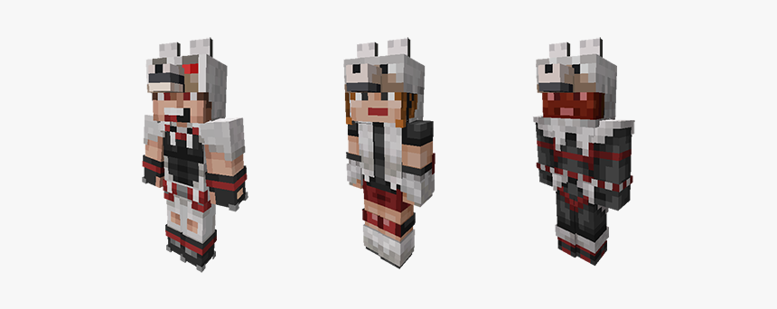 Minecraft Mini Game Masters Skin Pack, HD Png Download, Free Download