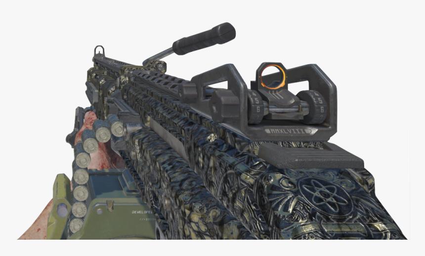 Transparent Bo2 Ballista Png - Sniper Rifle, Png Download, Free Download