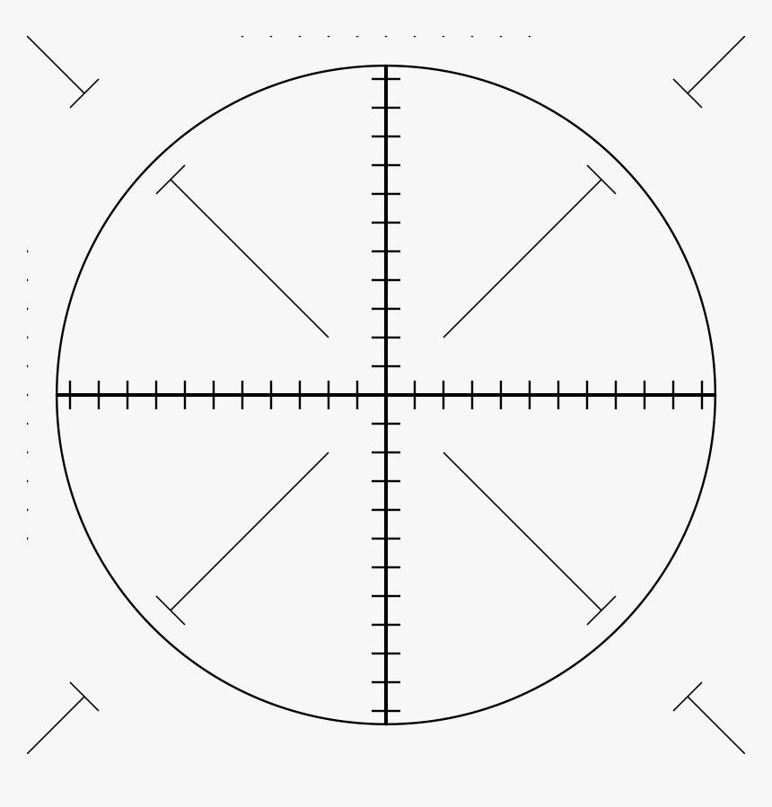 Transparent Sniper Bullet Png - Optic Sniper Png, Png Download, Free Download