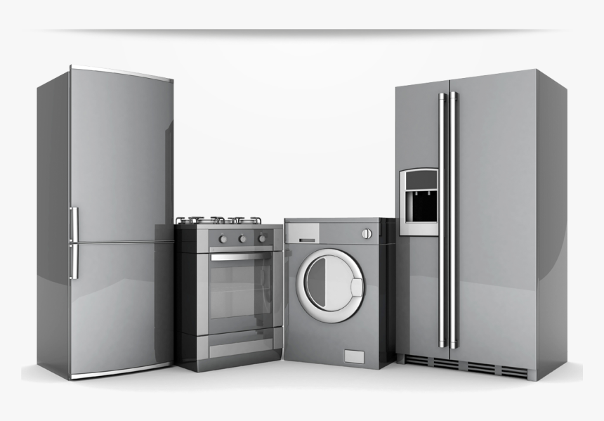 Transparent Home Appliances Png - Electronics Appliances Repair Banner, Png Download, Free Download