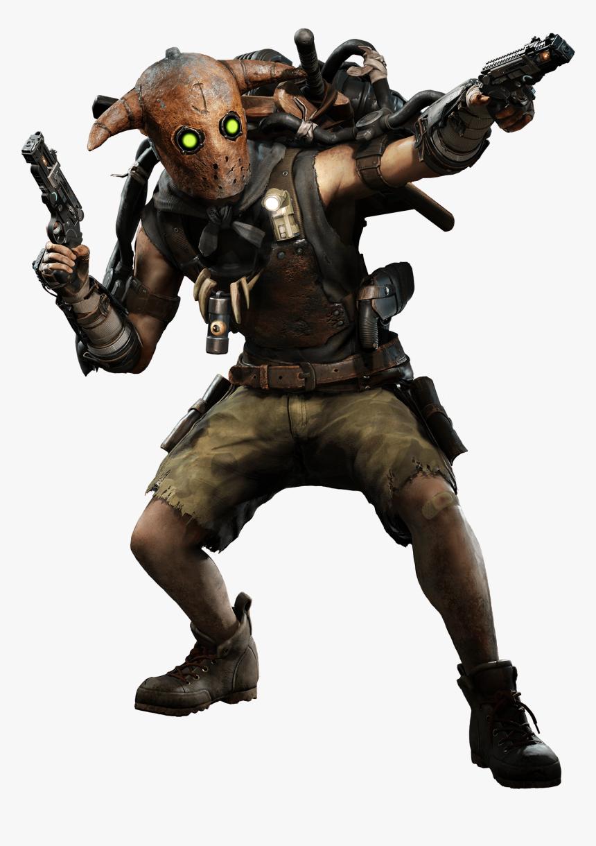 Evolve Assault Jack - Evolve Jack, HD Png Download, Free Download