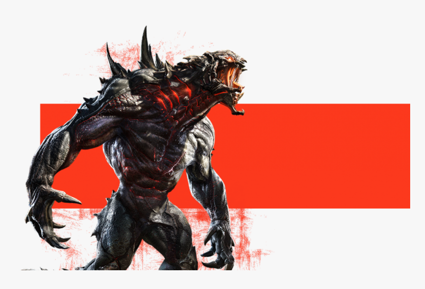 Goliath - Evolve Stage 2 Goliath, HD Png Download, Free Download