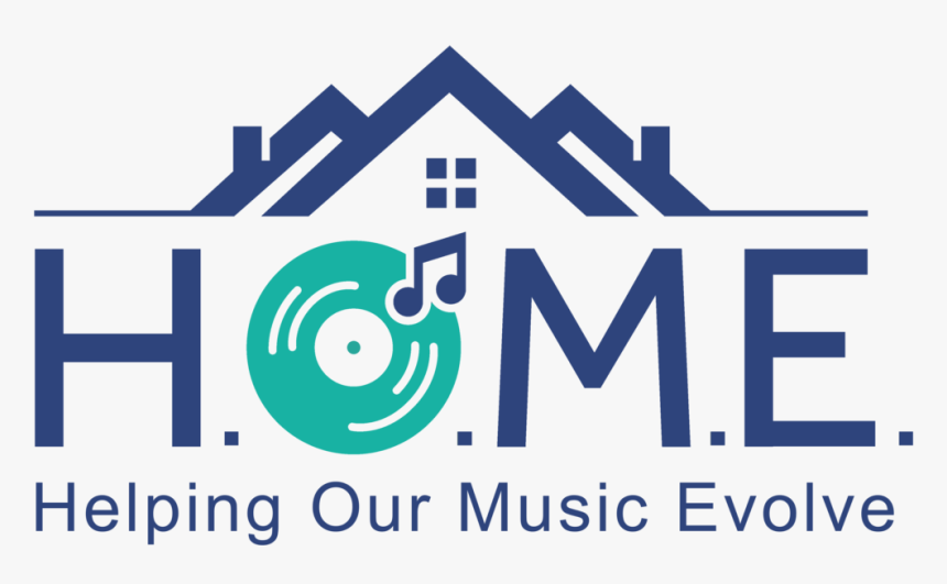 Home Logo Cropped - Home Nashville Helping Music Evolve, HD Png Download, Free Download