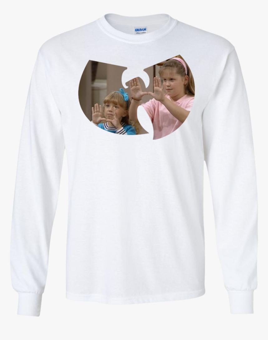 Wu Tang Full House Shirt, Tank Top, Hoodie - Full House Wu Tang Shirt, HD Png Download, Free Download