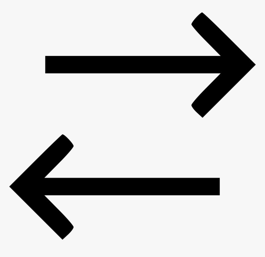 Swap Arrow Two Way Png Transparent Png Kindpng