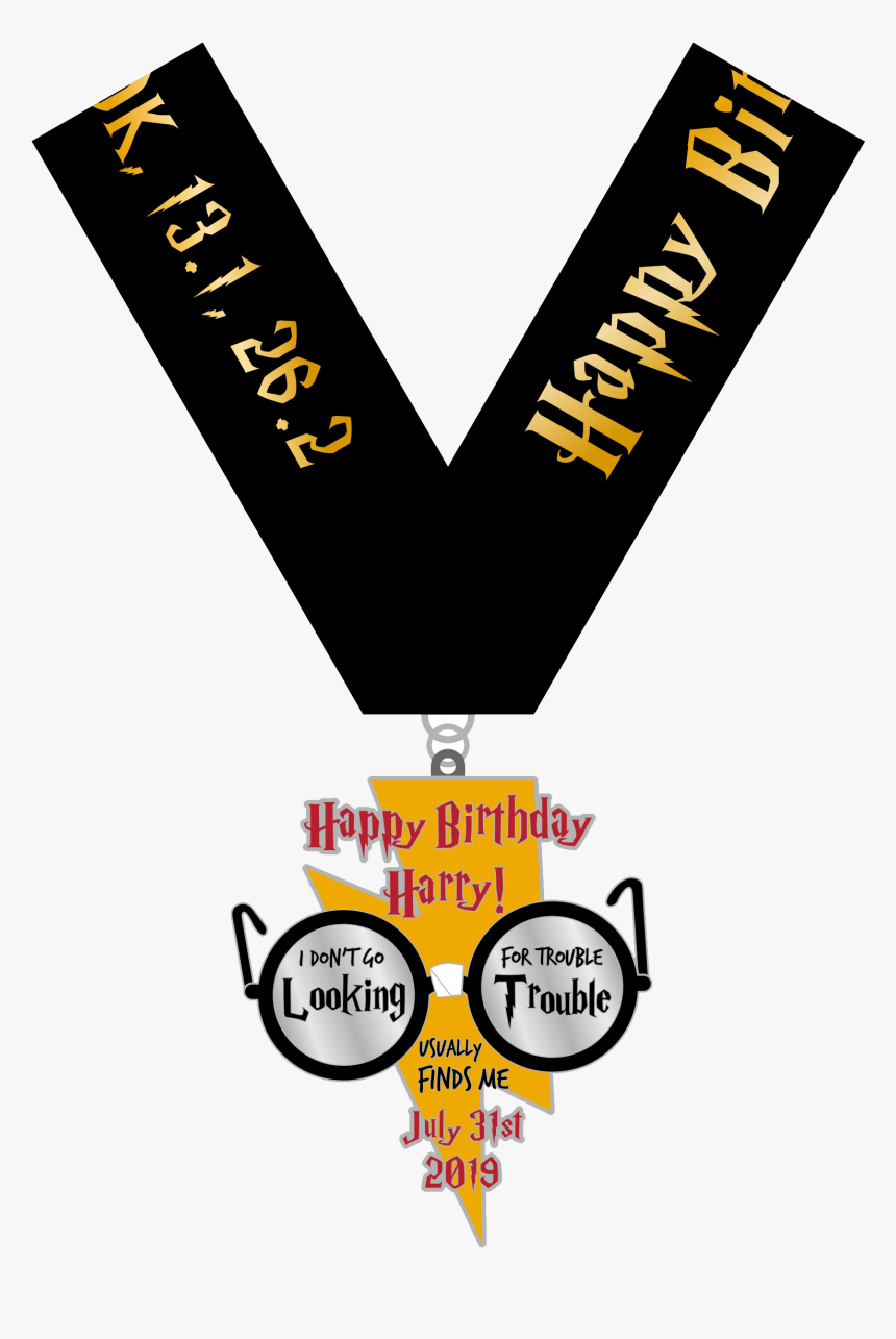 Happy Birthday Harry 1 Mile, 5k, 10k,, HD Png Download, Free Download