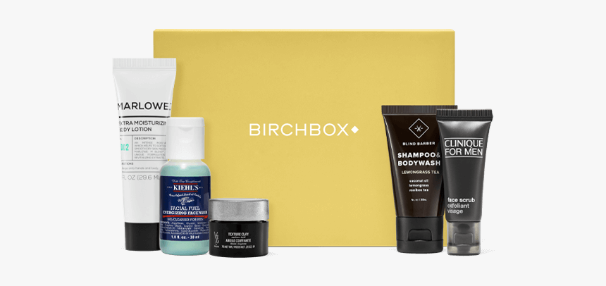 Birchbox Men, HD Png Download, Free Download