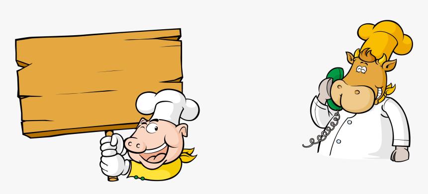 Cook Clip Art Signature Transprent Png Free - Cook, Transparent Png, Free Download