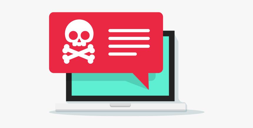 Lockergoga Ransomware - Virus Computer, HD Png Download, Free Download