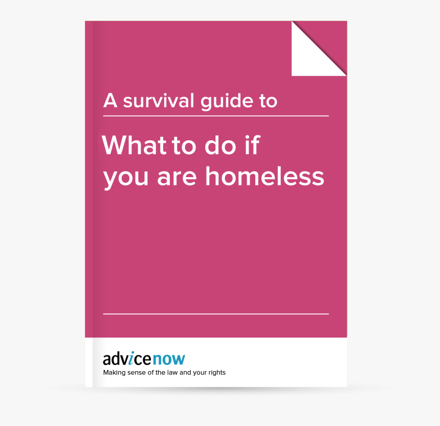 What To Do If You Are Homeless - Work Grievance Procedure Template, HD Png Download, Free Download