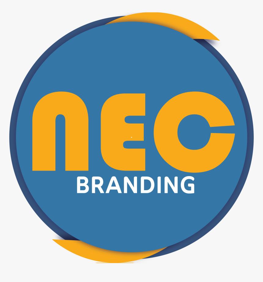 Nec Branding - Circle, HD Png Download, Free Download