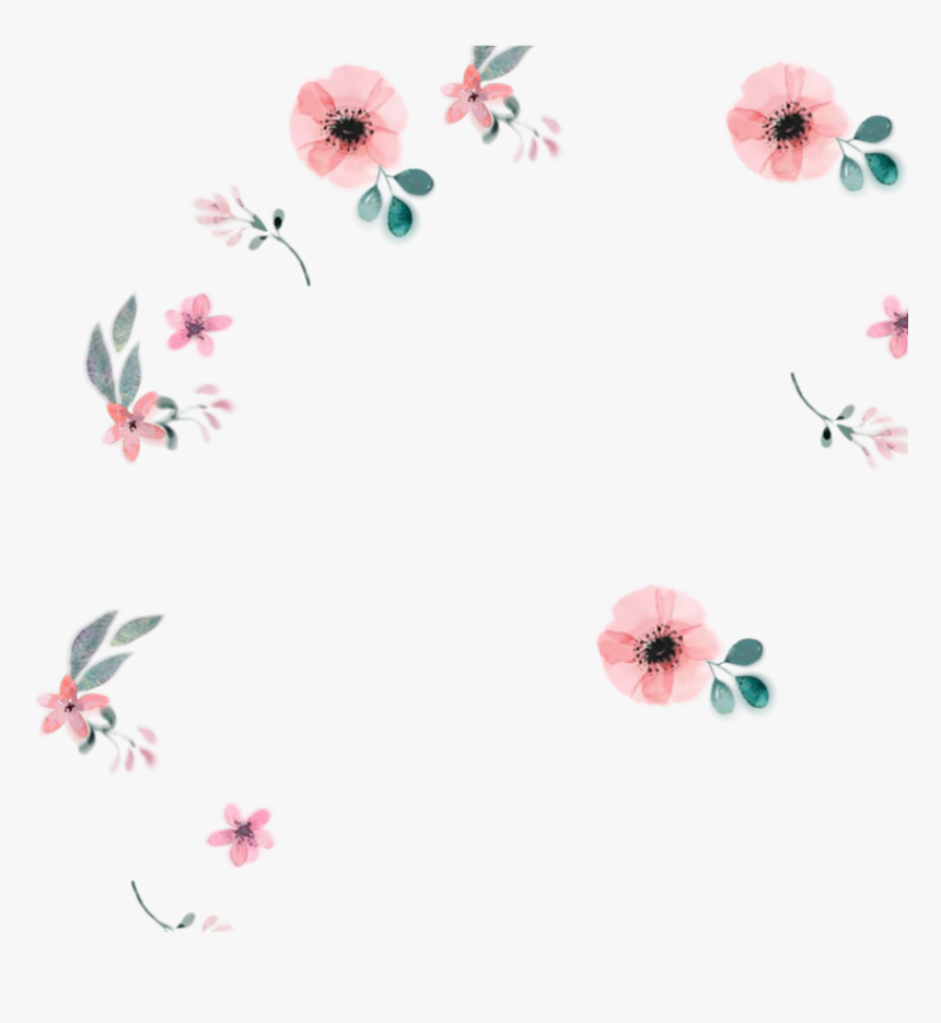 Watercolor Flower Wallpaper Pastel Flower Watercolor Background
