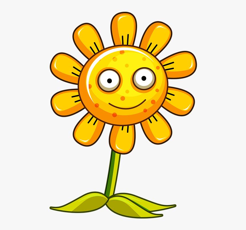 Girasol, Planta, Sol, Amarillo, Naturaleza, Naturales - Turkey Drawing, HD Png Download, Free Download