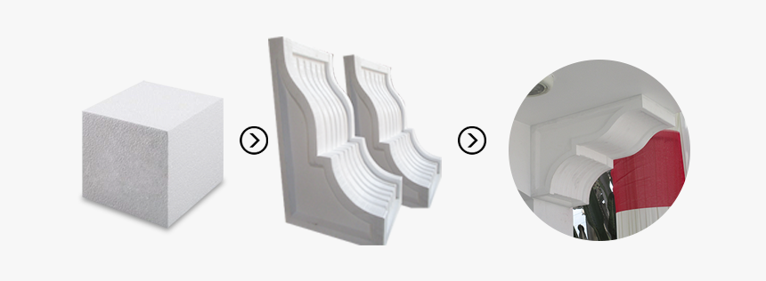 Molduras De Tecnopor - Architecture, HD Png Download, Free Download