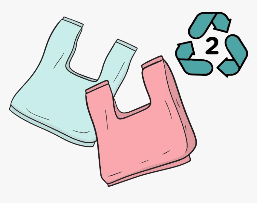 Campañas De Reciclaje De Bolsas, HD Png Download, Free Download