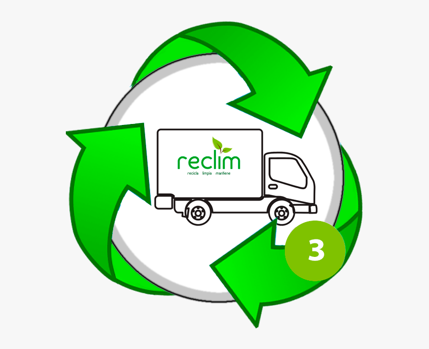 Reduce Reuse Recycle Arrow, HD Png Download, Free Download