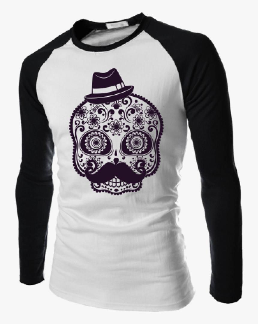 Caveira De Bigode - Camisa It A Coisa, HD Png Download, Free Download
