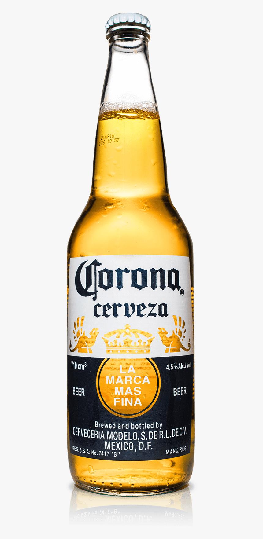 Corona Beer Bottle Png, Transparent Png, Free Download