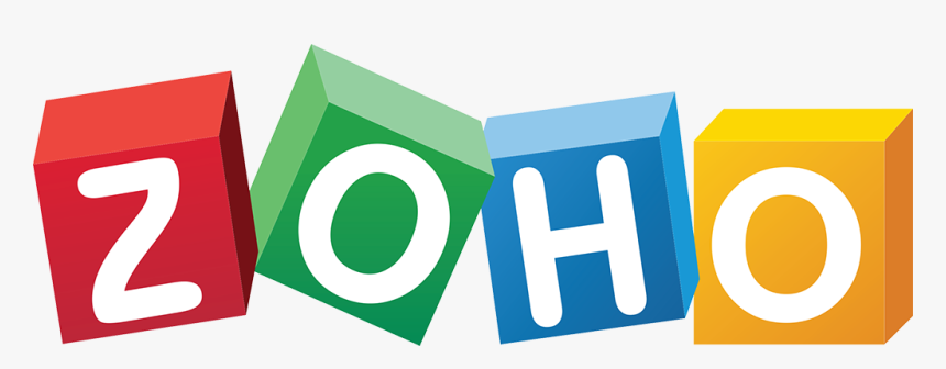 Zoho Logo Vector, HD Png Download, Free Download