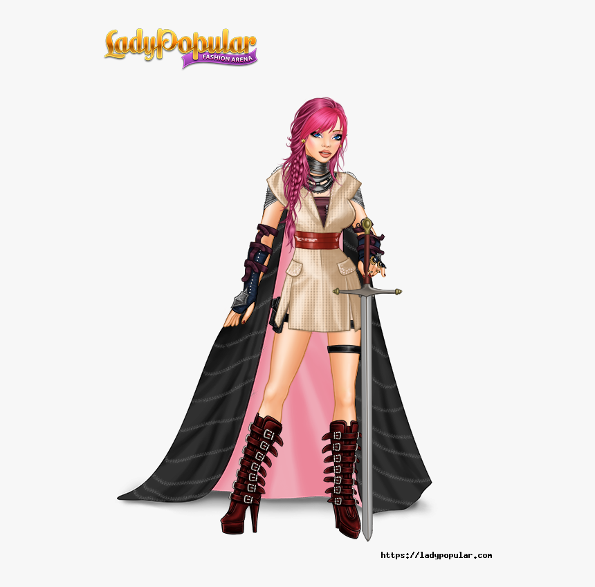 Lady Popular , Png Download - Lady Popular, Transparent Png, Free Download
