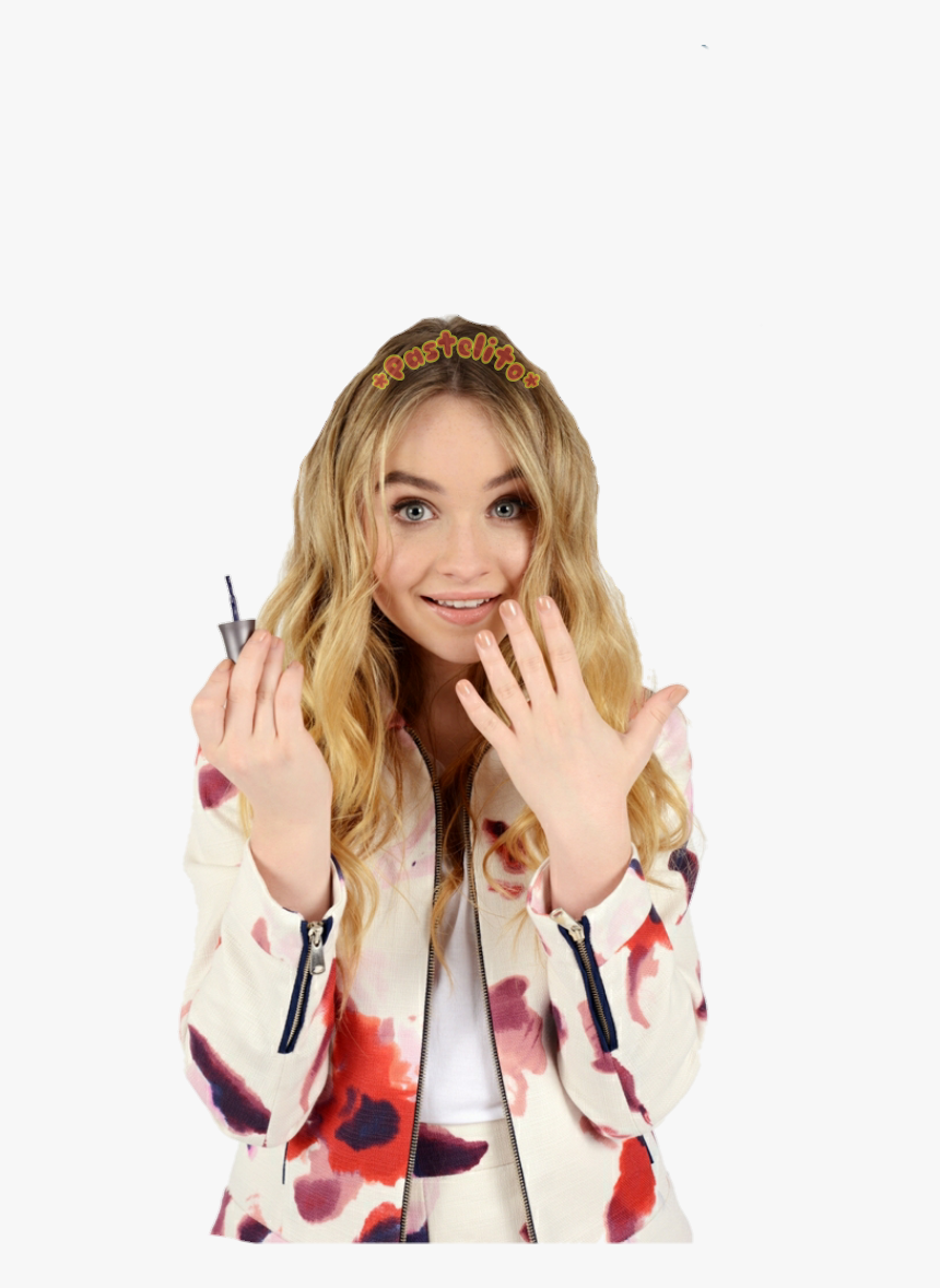 Sabrina Carpenter  si Usas Porfabor Da Creditos - Girl, HD Png Download, Free Download