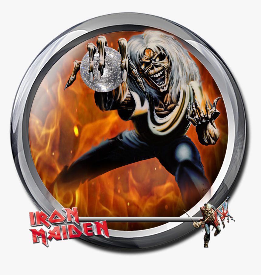 Maiden Number Of The Beast, HD Png Download, Free Download