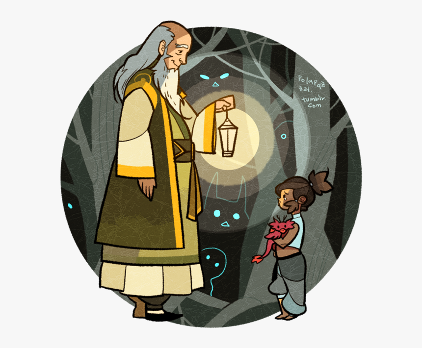 Uncle Iroh Fan Art, HD Png Download, Free Download