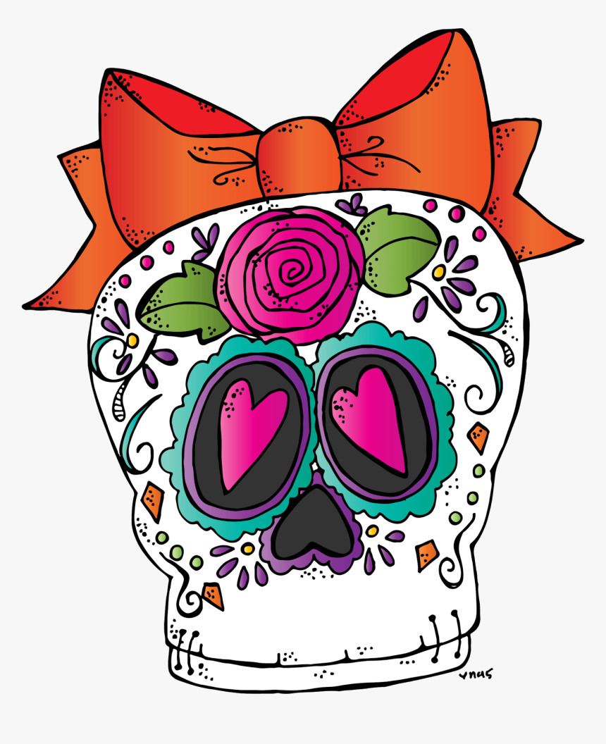 Clip Arts Related To - Day Of The Dead Melonheadz, HD Png Download, Free Download