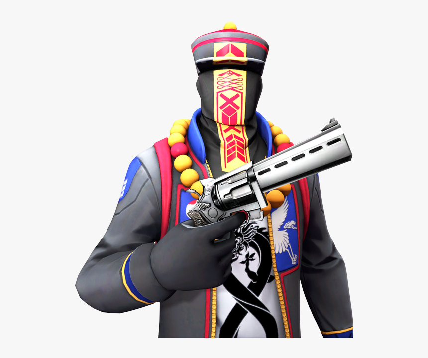 Faders On Twitter New Paradox Skin Render Credit Me - Fortnite Skins With Guns Png, Transparent Png, Free Download