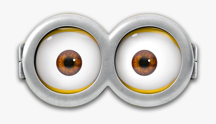 It is a photo of Minions Printable Eyes intended for cartoon