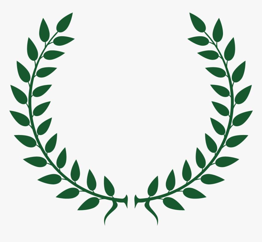Image Royalty Free Laurel Logos Green Laurel Leaves Png Transparent Png Kindpng