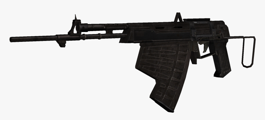 Call Of Duty Wiki - Cod Ghosts Aps Underwater Rifle, HD Png Download, Free Download