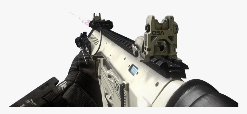 Call Of Duty Ghosts Arx160 Download - Arx 160 Call Of Duty Ghosts, HD Png Download, Free Download
