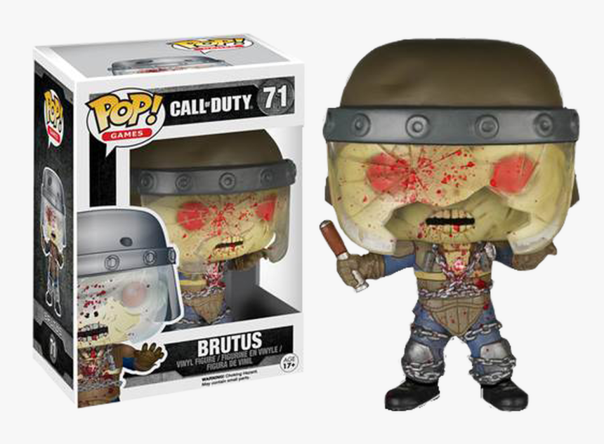 Call Of Duty Ghosts - Figurine Pop Call Of Duty, HD Png Download, Free Download