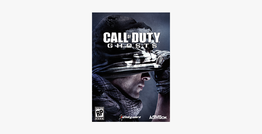 Call Of Duty Ghosts Image - Call Of Duty Ghosts Xbox 360 Cd, HD Png Download, Free Download