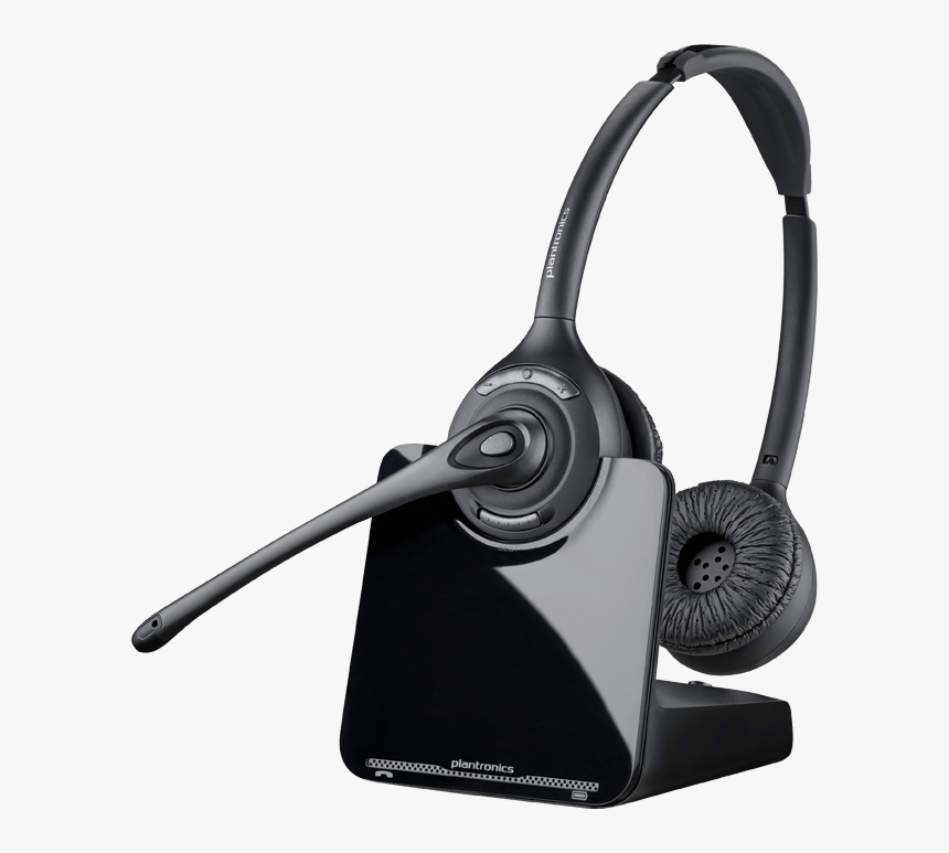 Plantronics Headset Stereo, HD Png Download, Free Download