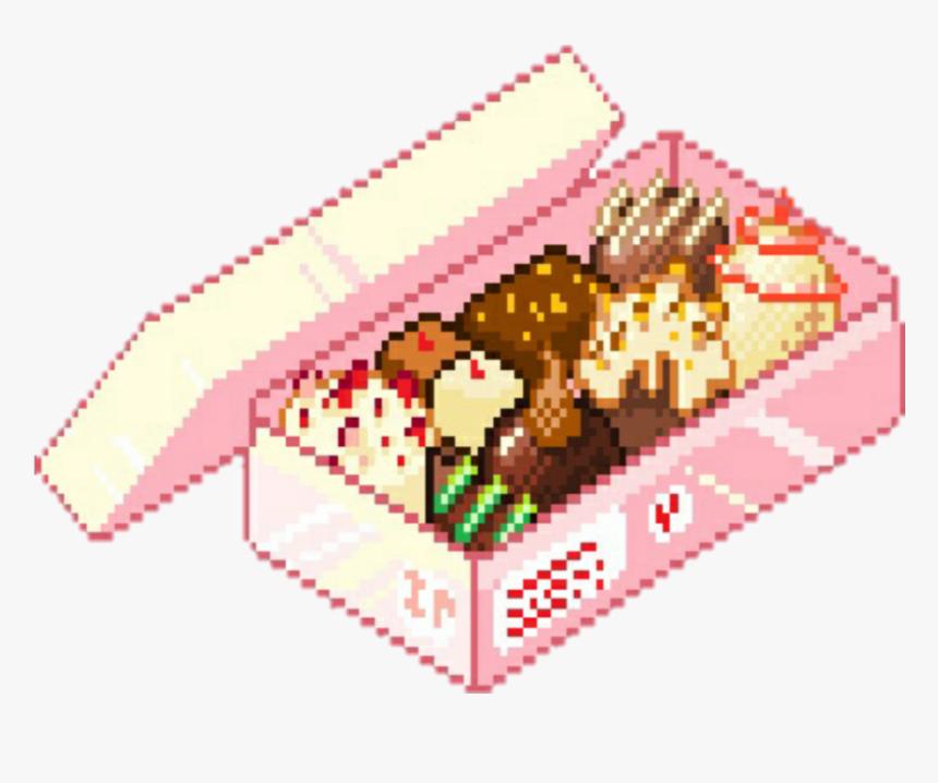 Box of Chocolates Pixelated
