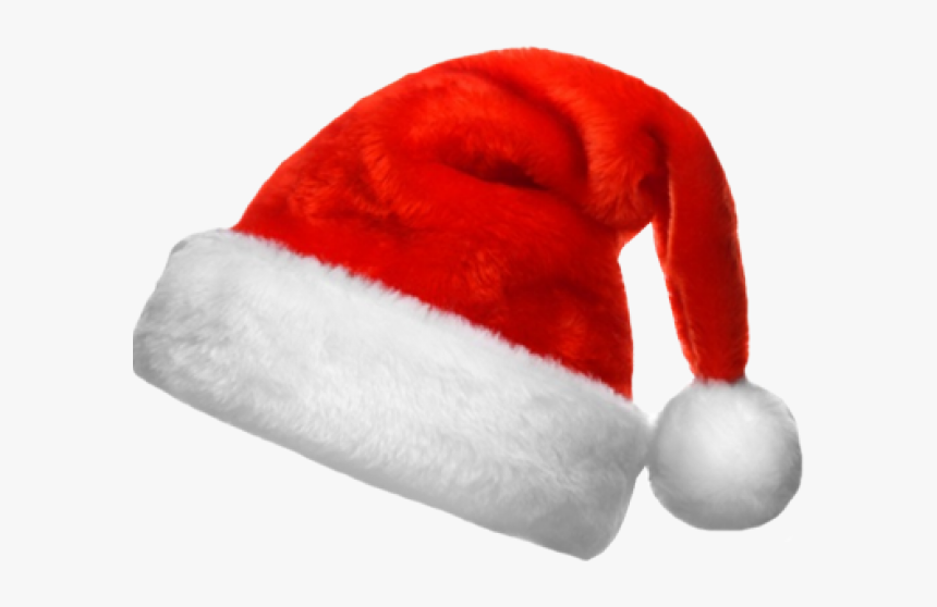 Christmas Santa Claus Hat Png Transparent Images - Santa Hat Png, Png Download, Free Download