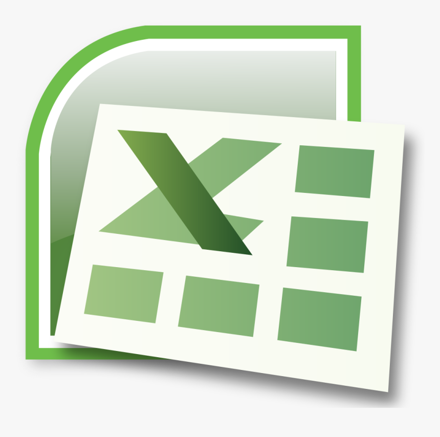 Clip Art Microsoft Excel Icon Excel Icon Windows 7 Hd Png Download Kindpng