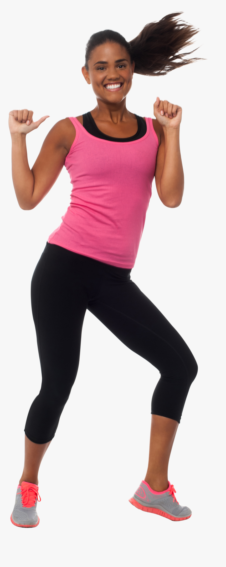 Girl Dancing Free Commercial Use Png Image - Woman Dancing Transparent Background, Png Download, Free Download