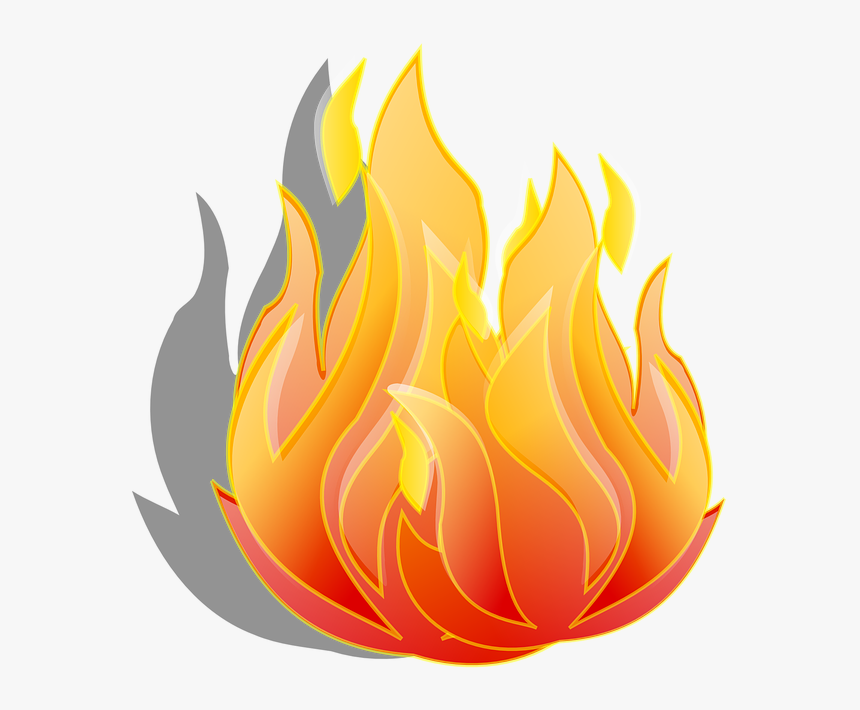 Fire Png Transparent Image - Animated Fire Clipart, Png Download, Free Download