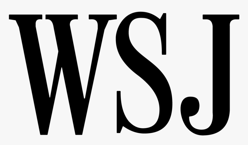Wall Street Journal Logo Png, Transparent Png, Free Download