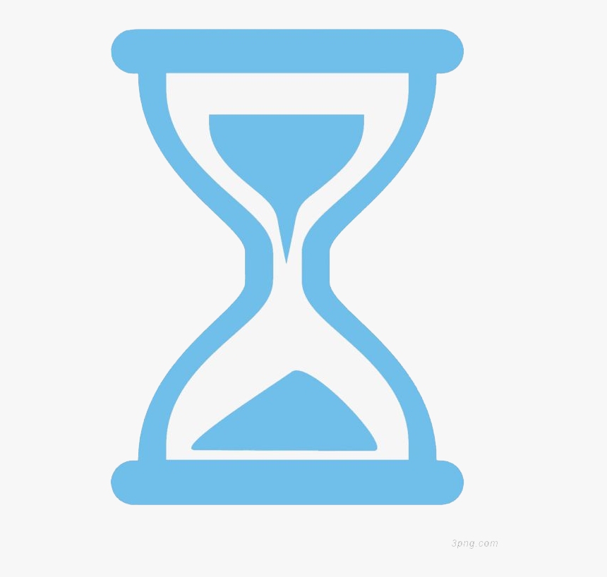 Sandtimerpngg - Transparent Background Hourglass Icon, Png Download, Free Download