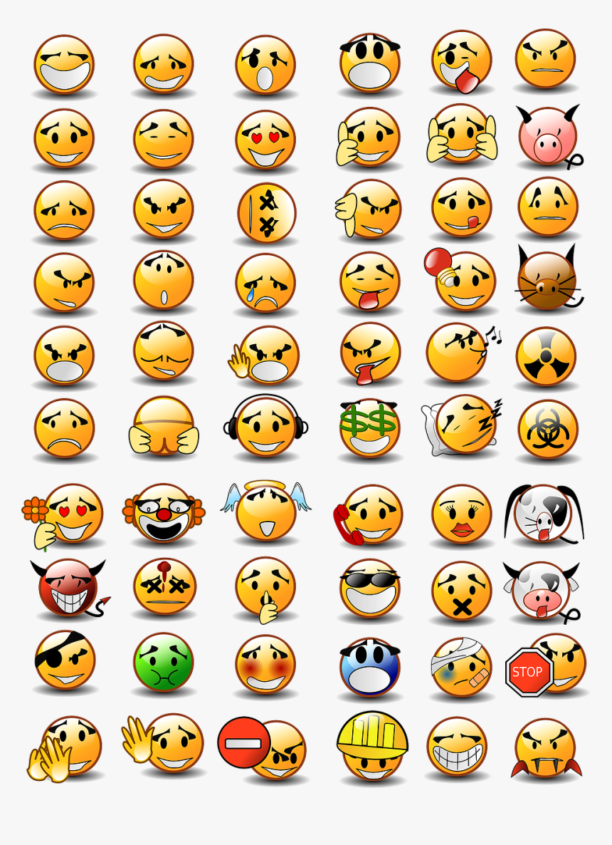 It is a photo of Emoji Printable Faces within cupcake